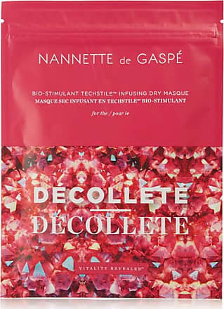 Nannette de Gaspé Vitality Revealed Bio-stimulant Décolleté Treatment - Colorless