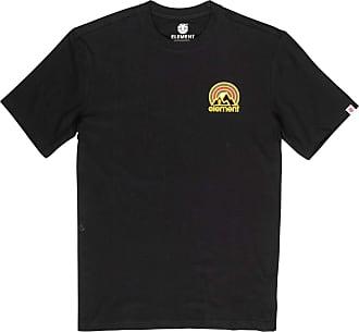 Element Men T-Shirt Sonata (Flint Black), GröÃYe:S