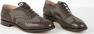 Churchs Leather BURWOOD Derby Shoes size 6,5