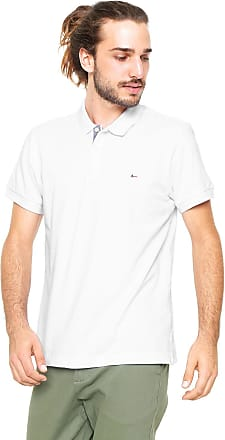 Aramis Camisa Polo Aramis Regular Fit Branca