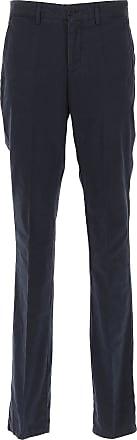Aspesi Pants for Men On Sale, Dark Blue Navy, Cotton, 2017, L M S XL XXL