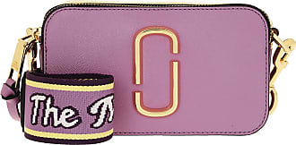Marc Jacobs Cross Body Bags - Snapshot Small Camera Bag Violet - purple - Cross Body Bags for ladies