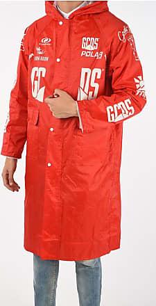 GCDS Cappotto Impermeabile con Cappuccio taglia Unica