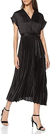 New Look Satin Cowl Vestito Elegante Donna