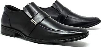 Di Lopes Shoes Sapato Social Masculino Confort 100% Couro (39)