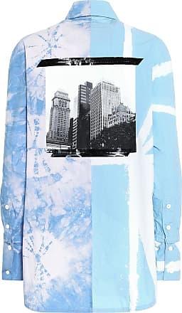 Proenza Schouler Bedrucktes Hemd aus Baumwolle