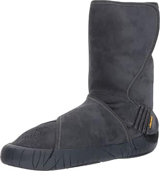 Vibram Fivefingers Unisex Adults Mid-Boot Eastern Traveler Classic, Grey (Grey Grey), 7.5 UK
