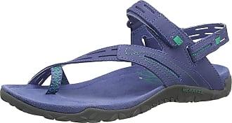 Merrell Womens Terran Convert II T-Bar Sandals, Blue (Thistle), 7 (40 EU) 40.5
