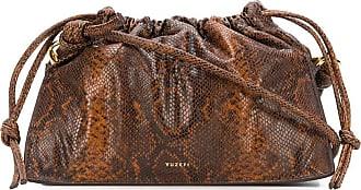 Yuzefi Bom top-handle tote - Brown