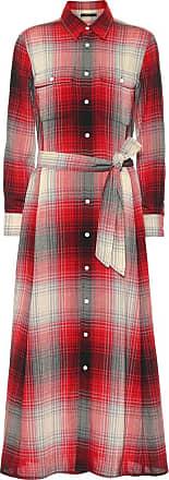 Polo Ralph Lauren Cotton and wool-blend shirt dress