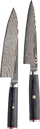 Zwilling 2-tlg. Messerset MIYABI 5000FCD SHOTOH - SCHWARZ/ SILBER