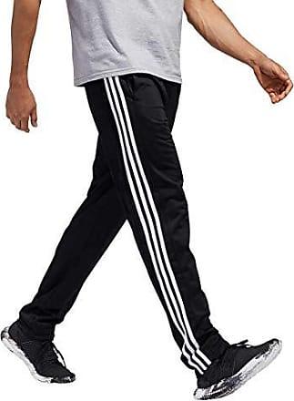 adidas performance essentials 3s pant jogginghose schwarz meliert koralle m