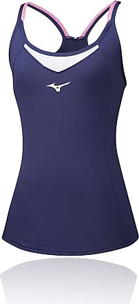Mizuno Drylite Womens Vest - Small Navy Blue