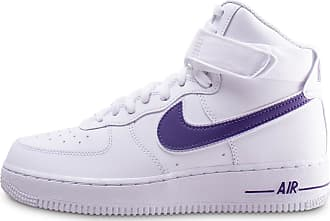 big sale 530ad 10b55 Nike Homme Air Force 1 High Court Purple Baskets