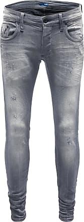 G-Star Jeans Revend Super Slim grau