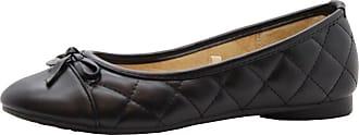 Saute Styles Girls Ladies Women Flat Slip On School Loafers Ballerina Office Pumps Shoes Size 5