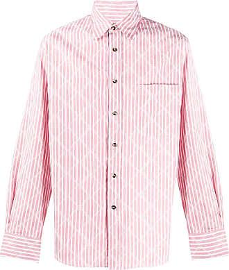 Missoni Camisa com estampa geométrica - Rosa