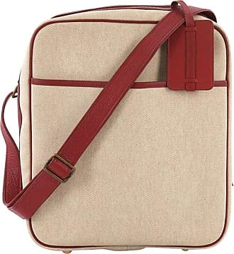 9f6fd5c589f5 Hermès Hermes Victoria Messenger Bag Toile With Leather Medium