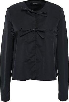 Giambattista Valli Giambattista Valli Woman Bow-detailed Satin Jacket Black Size 38
