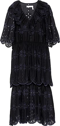 See By Chloé Embroidered cotton dress
