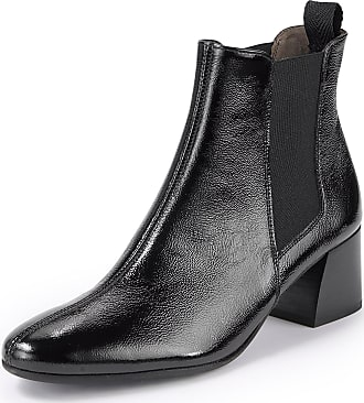 Paul Green Ankle boots elasticated inserts Paul Green black