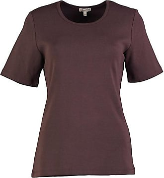8bf9b662ec4837 Deerberg Damen Jersey-T-Shirt Feli zartbitter - auch in Übergrößen