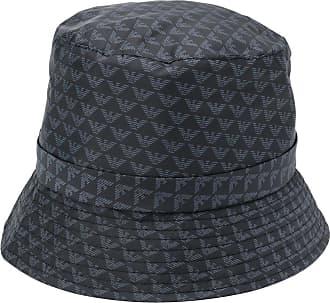 Emporio Armani Borsa a secchiello con stampa - Di colore nero