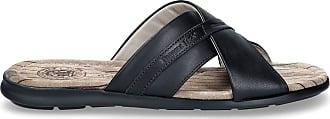 Panama Jack Mens Sandals Eryk2 C800 Napa Negro/Black 43 EU