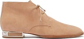 Gabriela Hearst Shephard Suede Boots - Womens - Tan