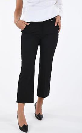 True Royal pantalone dritto SANDY con Ricamo taglia 46