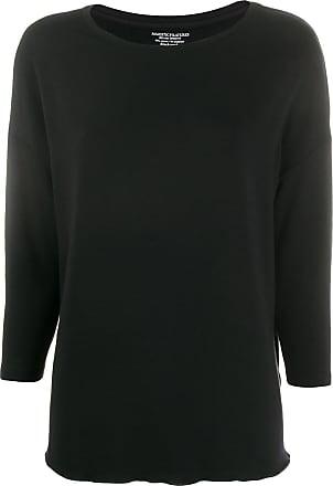 Majestic Filatures Blusa jersey - Preto