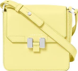 Maison Héroïne Handtasche Damen, Tilda Phone, Lemon Glaze