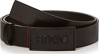 49bb901233cbce HUGO BOSS Gillo sz35 Ceinture Homme, Noir (Black 001), 130 (Taille Fabricant