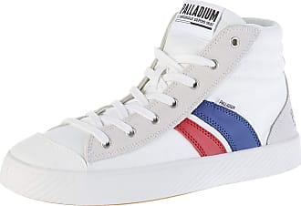Palladium Unisex Adults Plphoenix LCR U Hi-Top Trainers, White (Star White/French S97), 5.5 UK