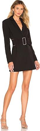 NBD Malena Mini Dress in Black