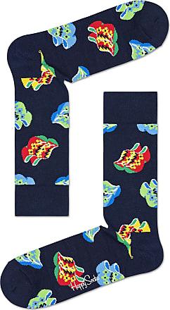 Happy Socks Colourful Fun Print Cotton Socks for Men and Women, Dutch Edition: Clog (41-46)