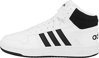61659aa9f3 adidas Adidas Hoops 2.0 Mid Cut Schuhe Men Herren High Top Sneaker Sport  Freizeit Boots