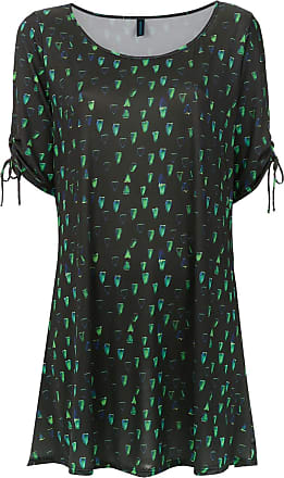 Lygia & Nanny Batuira printed tunic - Black