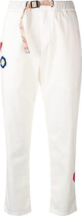 White Sand Calça reta - Branco