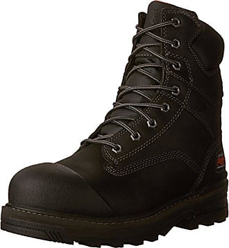 Timberland PRO Mens 8 Resistor CSA Work Boot, Black Full-Grain Leather, 15 W US