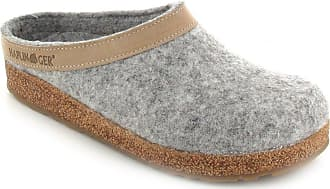 206b7d97340e Haflinger Unisex-Adult Grizzly Torben Slippers 713001