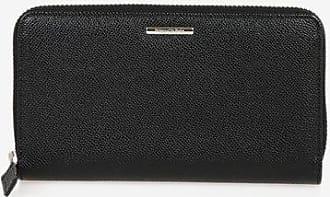 Ermenegildo Zegna Leather Full Zip Wallet size Unica