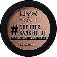 NYX Cosmetics NoFilter Finishing Powder