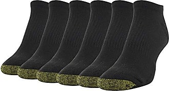 Gold Toe Womens Cool No Show Socks, 6 Pairs, black Shoe Size: 6-9