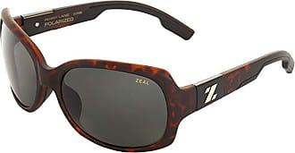 Zeal Optics Penny Lane Polarized (Matte Demi Tortoise w / Dark Grey Polarized Lens) Sport Sunglasses