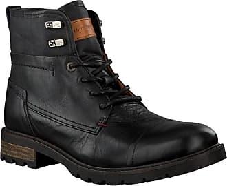 Tommy Hilfiger Schwarze Tommy Hilfiger Ankle Boots CURTIS 13A 642dd2904d