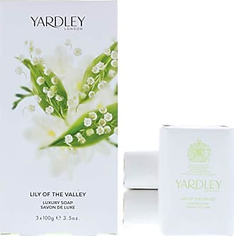 Yardley LILY OF THE VALLEY - Yardley Of London LUXURY SOAP PACK 3 X 3.5 oz