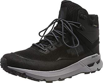 f2ab56bba0 The North Face M Safien Mid GTX Chaussures de Randonnée Hautes Homme, Noir ( TNF