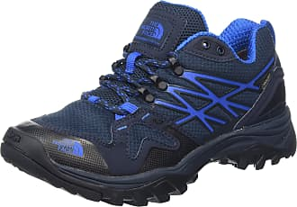 The North Face Mens Hedgehog Fastpack Gore-Tex (EU) Low Rise Hiking Boots, Blue (Urban Navy/Turkish Sea), 6 UK 39