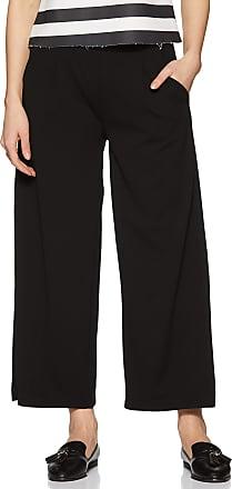 Jacqueline de Yong Womens Jdygeggo Ancle Pant JRS Noos Trouser, Black (Black W Black Buttons), 10 (Size: Small)